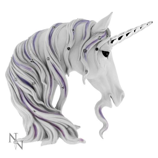 Jewelled Magnificence unicorn - White