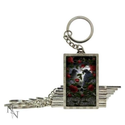 Sorrow for your lost 3D Keyring
