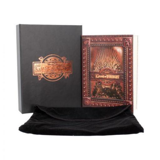 Iron Throne Journal ( Official GOT Merch )