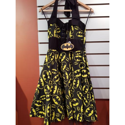 Batman dress.