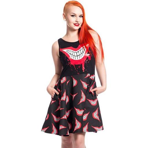 Smiler dress by heartless