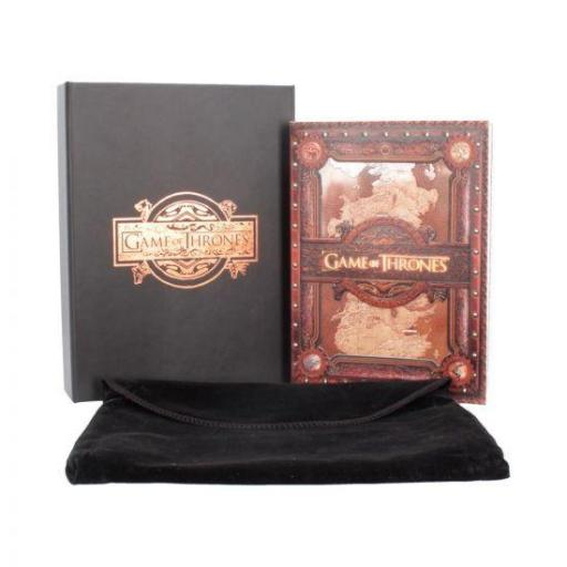 Seven Kingdoms Journal ( Official GOT Merch )
