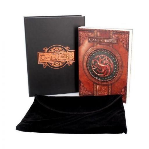 Fire and Blood Journal ( Official GOT Merch )