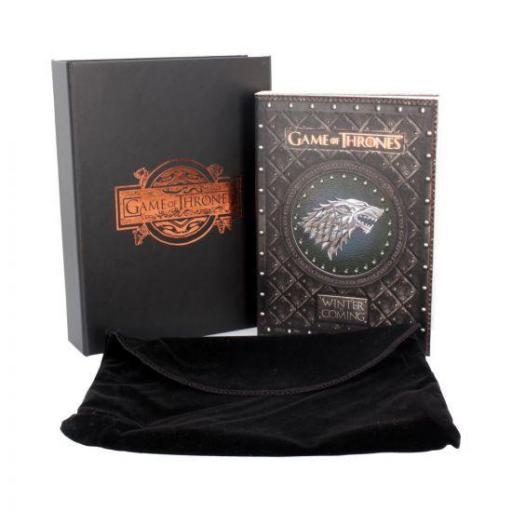 Winter Is Coming Journal ( Official GOT Merch )
