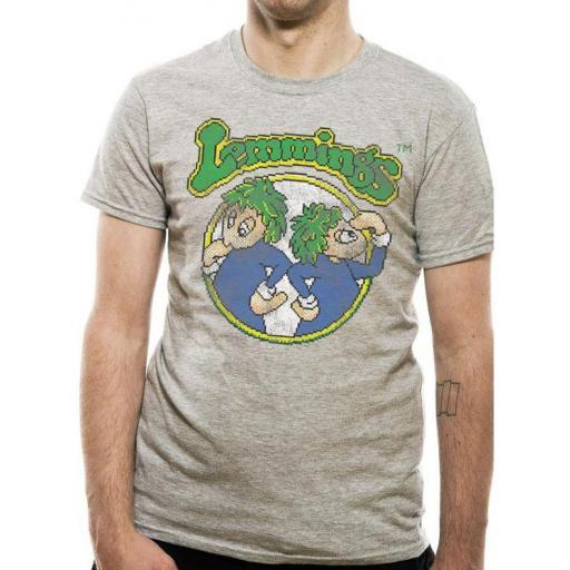 Lemmings t.shirt