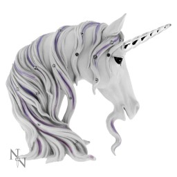 Jewelled Magnificence unicorn - White