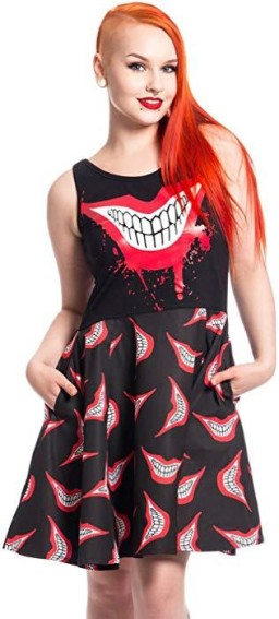Smiler dress by heartless