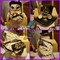 Cogsmiths Owl