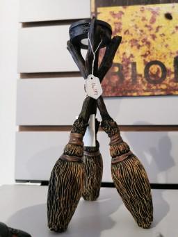 Broomstick Tealight holder