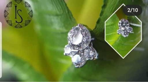 Industrial Strength Caeli paw cluster