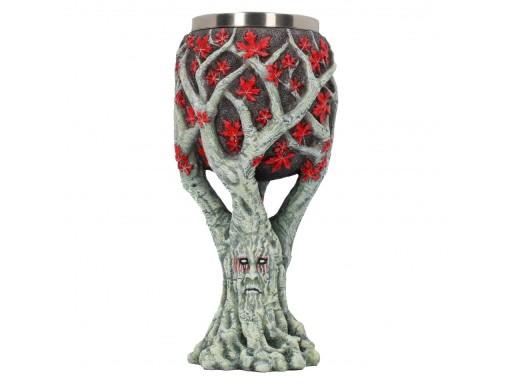Weirwood Tree Goblet. Game of thrones merch.